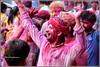 7645 - Holi -Festival of colours (chandrasekaran a 49 lakhs views Thanks to all.) Tags: holi festival traditions culture india spring chennai riotofcolours friendship love canoneos6dmarkii tamronef28300mm colours radha krishna