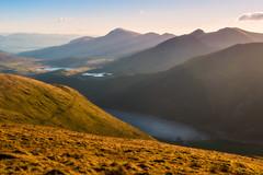 CRAIG Y RHYD (elganjones1) Tags: elgan jones rhyd ddu snwodonia llyn cwellyn nantlle ridge gadair dwarchen winter light mountains soft