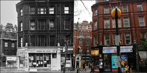 Shaftesbury Avenue`1974-2018