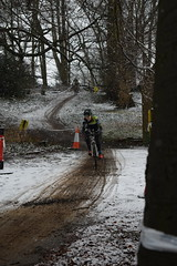 DSC_0050 (sdwilliams) Tags: cycling cyclocross cx misterton lutterworth leicestershire snow