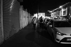 ACA_390 (Andy C. Arciga) Tags: blackandwhite blackandwhitestreetphotography blackandwhitestreet streetlife streetphotography streetscene street streetshots sonyrx1rmarkii people eveningphotos eveningstreetshoots eveningstreetphotography highiso isonoise monochrome metrolife mirrorless
