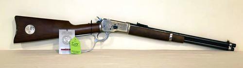 Winchester mod. 1892 John Wayne, high grade 44-40 cal. Rifle ($1,512.00)