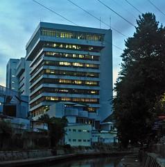 Gedung Kementerian Perdagangan (Ya, saya inBaliTimur (leaving)) Tags: jakarta building architecture arsitektur gedung office kantor