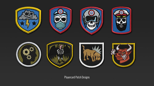 "playercard+patches • <a style=""font-size:0.8em;"" href=""http://www.flickr.com/photos/61209758@N00/26211867918/"" target=""_blank"">View on Flickr</a>"