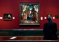 (yeezusr96) Tags: colours art museum nationalgallery uk london