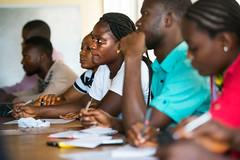 Youth Dialogue (Albert Gonzalez Farran) Tags: civilaffairs democracy development dialogue elections peace peaceprocess reconciliation talks youngleaders youth kakata liberia