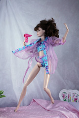 Barbie The Look Sweet Tea doll (alenamorimo) Tags: barbie barbiedoll barbiecollector barbiethelook dance bedroom