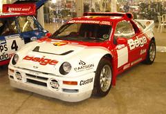 Belga Race Retro (rs200e) Tags: ford rs200 race retro belga