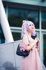 CF17 (bdrc) Tags: 2017 85mm cf asdgraphy canon casual comic cosplay event f12 fiesta girl klcc malaysia people portrait prime project remilia scarlet sei touhou tsuyu eos 5dm3 fullframe woman female model