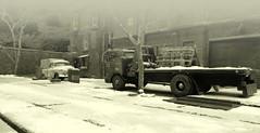 Warehouse Snow 1 (gpholtz) Tags: diorama miniatures 118 diecast