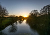 River sunset (R M Photography) Tags: nikon nikonfxshowcase inspiredbylove d3300 sky sunset eyebridge river stour riverstour tree trees tokina tokina1116 tokina1116mm