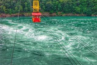 Niagara Falls - Ontario -  Canada ~ Whirlpool Aero Car