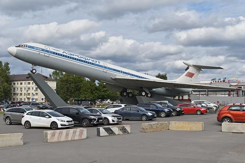 Ilyushin IL-62M 'CCCP-86462'