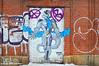 08AM (Trish Mayo) Tags: streetart paintedwall graffiti 08am lowereastside