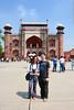 Taj Mahal. Agra, India. (RViana) Tags: india southasia भारत 印度 インド inde indien индия architecture style design arquitectura estilo diseño larchitecture lestyle laconception architektur stil arquitetura simonerodrigues ricardoviana