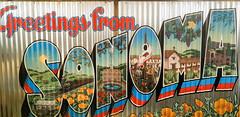 Greetings from Sonoma (Cjin99) Tags: sonoma california unitedstates us ca sonomacounty fremontdiner