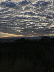 All cloudy (光輝蘇) Tags: mon 20180115 46 morning peaks kk