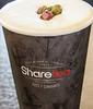 Coming to Ubereats    photos of : Sharetea   Rose Oolong cream (twelve22photography) Tags: tea sharetea ubereats uber kingston