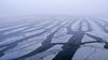 Ice floe and fog in the bay Lilla Värtan in Stockholm (Franz Airiman) Tags: lillavärtan lillavärtanbay bay fjärd is ice icefloe isflak winter vinter minusgrader stockholm sweden scandinavia