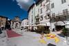 Piazza del Mercato (andrea.prave) Tags: spoleto umbria italia italy イタリア איטליה 意大利 италия إيطاليا italie italien piazzadelmercato madonnari murales graffito art arte unesco