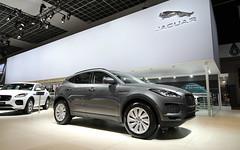 Jaguar E-Type. (Tom Daem) Tags: jaguar etype autosalon brussel 2018 brussels motor show