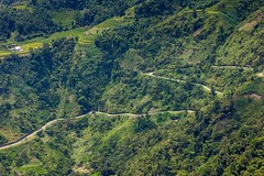 Výlet na motorce do Hoang Su Phi (zcesty) Tags: vietnam22 silnice krajina hory vietnam dosvěta hàgiang vn