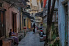 Stone Town (Don César) Tags: stonetown africa zanzibar tansania tanzania callejon alley street calle old people gente caminando