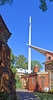 11B E Cross (paulscott.info) Tags: stdavids anglican church burnside southaustralia paulscott adelaide photographs tour slides paulscottinfo
