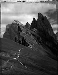 Mountain Routes (Bastiank80) Tags: secceda polaroid55 polaroid kalous bastiank analogmountainsnaps