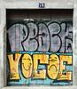 Nineteen (H&T PhotoWalks) Tags: nineteen number door graffiti castelo lisboa lisbon portugal canoneos350d canon28135 i
