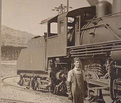 Verde Tunnel and Smelter (Verde Canyon Railroad) Tags: locomotive steam steamengine historic vintageimages railroad verdevalley arizona clarkdalejerome