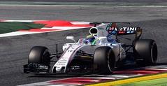 Williams  FW40 / Felipe Massa / Williams Martini Racing (Renzopaso) Tags: williams fw40 felipe massa martini racing formula one test days 2017 circuit de barcelona