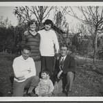 Archiv FaMUC084 Münchner Familie, Altweibersommer, 1920er thumbnail