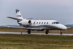 Silver Cloud Air D-CRON (U. Heinze) Tags: aircraft airlines airways haj hannoverlangenhagenairporthaj flugzeug eddv planespotting plane nikon
