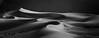 Merzouga Dunes - Morocco (CanvasOfLight) Tags: canvasoflight maroc travel black curves daniel dunes merzouga monochrome nahabedian panorama white moroccan morocco desert panoramic landscape sunrise