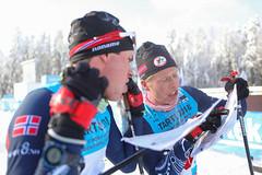 Middle-87 (reigoteervalt) Tags: ski skio orienteering wuc wucskio skiorienteering winter haanja visit estonia fisu tartu sport wintersport