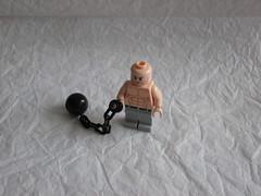 "Absorbing Man (Carl ""Crusher"" Creel) (ryantofflemire) Tags: lego moc minifigure purist marvel comics absorbing man carl crusher creel villain masters evil avengers thor"