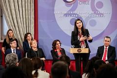 Lanzamiento Iniciativa Paridad de Género
