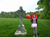 angel 21 (The Lure of Salvage) Tags: lureofsalvage lure salvage fishfork hollingworth whitby goth fest oct 2017 gothik wgw grimm little girl tombstone headstone graveyard cemetery dark gothic strange eerie sexy kindness stranger
