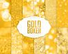 """Gold digital paper set - """"Gold bokeh & Glitter"""" - glitter paper set with golden glitter textures, bokeh stars and hearts, digital paper. (Digiworkshop) Tags: etsy digiworkshop scrapbooking illustration creative clipart printables cardmaking glitter gold golden bokeh shiny"""
