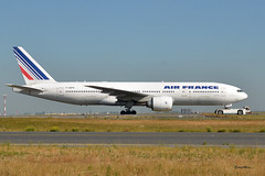 F-GSPO (mduthet) Tags: fgspo boeing b777 airfrance aéroportcharlesdegaulle pariscdg