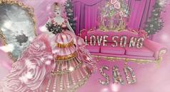 Sad Love Song OR  the  Love Sick Serenade (Halfwraith) Tags: boudoir tram collabor88 halfdeer dustbunny moonamore cureless catwa maitreya