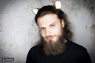 *Lucky Fox* - Fascinator | Head Piece | Hair Circlet