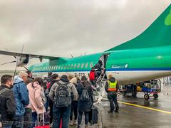 Boarding Aer Lingus Flight EI3356 to Newcastle @ Dublin Airport - Dublin, Ireland (Paul Diming) Tags: pauldiming airport winter airplane ncl stobartair dublinireland dub britishairwaysflightba8896 iphone8plus 2018uk jet dublin transportation aerlingusflightei3356 aeroatr72 dublinairport ein aerlingus countydublin ireland ie
