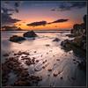 Twilight (go-Foto) Tags: sea sunset tenerife puertodelacruz beach canary