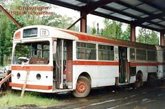 Former London Transport 1968 AEC Merlin MB166 VLW166G Lismore (sms88aec) Tags: former london transport 1968 aec merlin mb166 vlw166g lismore