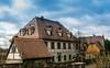 Fachwerkhaus (JeanM.DD) Tags: clouds deutschland fachwerkhaus gemany radebeul sachsen saxony winter winzerhausbischofspresse wolken de