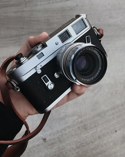 Leica M4 || Carl Zeiss Biogon 35mm f2 - a photo on Flickriver