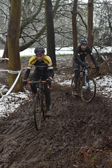 DSC_0483 (sdwilliams) Tags: cycling cyclocross cx misterton lutterworth leicestershire snow