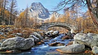 The bridge to Heaven